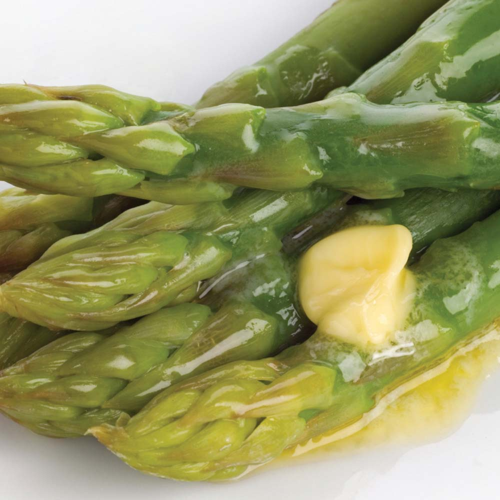 Asparagus 'Pacific 2000' : Spring Planting 10 crowns