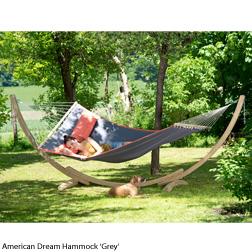 American Dream Hammock  1 Hammock (grey)