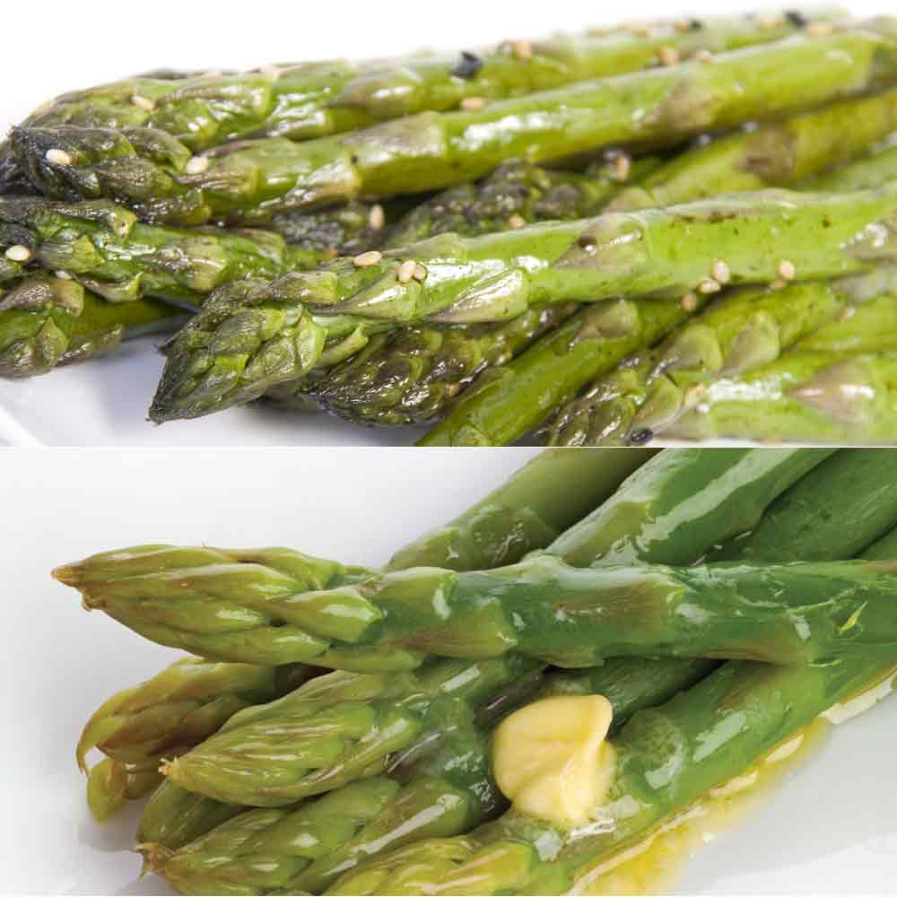 Asparagus officinalis Collection (Spring planting) - 1 collection