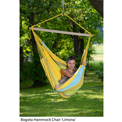 Bogota Hammock Chair  1 hammock chair (limona)