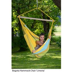 Bogota Hammock Chair  1 hammock chair (limona)
