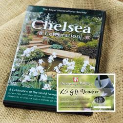 Chelsea DVD & £5 voucher - 1 collection