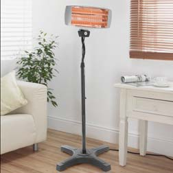 Electric Indoor or Outdoor 3 In 1 Heater  1 x 3 in 1 heater