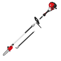 Grizzly Tools Petrol Long Reach Chainsaw  1 long reach chainsaw