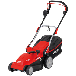 Grizzly Tools ERM1231G Electric Lawn Mower  1 x Grizzly Tools ERM1231G Lawn Mower