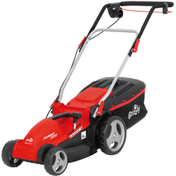 Grizzly Tools ERM1638G Highwheeler Electric Lawn Mower  1 x Grizzly Tools ERM1638G Highwheeler Lawn Mower