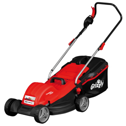 Grizzly Tools ERM1844G Electric Lawn Mower  1 x Grizzly Tools ERM1844G Lawn Mower
