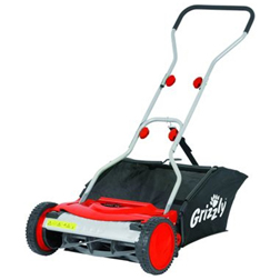 Grizzly Tools HRM38 Manual Lawn Mower  1 x Grizzly Tools HRM38 Lawn Mower