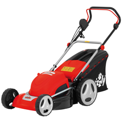 Grizzly Tools ERM1846G Electric Lawn Mower  1 x Grizzly Tools ERM1846G Lawn Mower