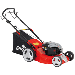 Grizzly Tools BRM51BSA Petrol Lawn Mower  1 x Grizzly Tools BRM51BSA Lawn Mower