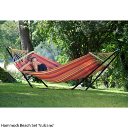 Hammock Beach Set  1 set (vulcano)