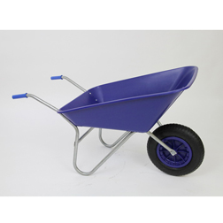 Bullbarrow Matador Wheelbarrow  1 wheelbarrow (blue)