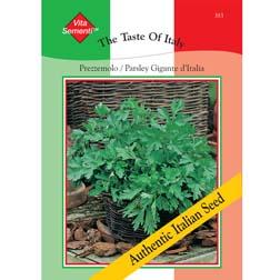 Parsley Prezzemolo Gigante d'Italia - Vita Sementi - 1 packet (6600 seeds)