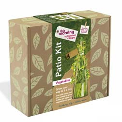 Vegetable Patio Kit - 1 complete kit